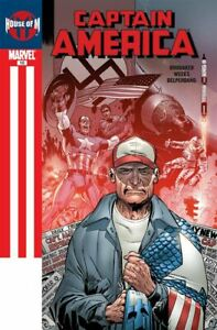 CAPTAIN AMERICA (2011 series) #10 - Back Issue