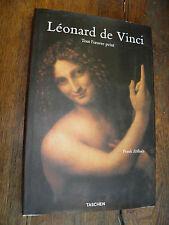 Léonard de Vinci 1452-1519 Tout l'oeuvre peint / Frank Zöllner