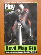 Guía Devil May Cry 1 (PS2, PS3, Xbox 360) mapas, enemigos, puzzles, consejos