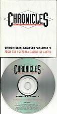 RARE PROMO CD ALLMAN BROTHERS Camel ELTON JOHN Rod Stewart FREE paul Rodgers 93