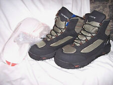 Mens Sz 12 Greenback Korkers Shoes Bonus Pads Wading Shoes Water Shoes Fishing