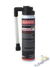 Atlantic Pannenspray 75ml für Autoventil AV Ventil Reparaturspray Kit Fahrrad