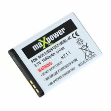 Akku MaxPower f. Nokia 1280 1000mAh Li-Ionen (BL-4C)