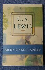 Mere Christianity:  C S Lewis - Softcover 1996