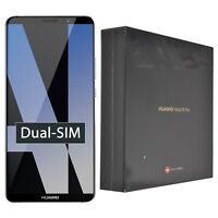 New Huawei Mate 10 PRO BLA-L29 128GB Grey Dual-SIM Factory Unlocked 4G Simfree