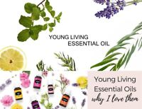 Young Living Essential Oil 5ml with New & Sealed FREE SHIPPING