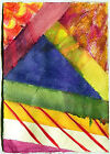 Boredom - Original One of a Kind Abstract Fail Watercolor Painting - Art By AJM
