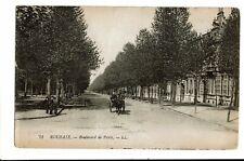 CPA - Carte postale-FRANCE - Roubaix- Boulevard de Paris-  VM2980-1