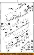 GM OEM-Windshield Wiper Switch or Lever 26037733