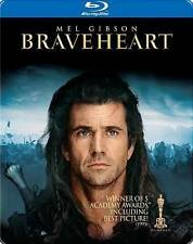 Braveheart Steelbook Blu-ray Region Free Sealed