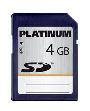 4GB SD Camera Memory Cards