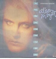 "ALISON MOYET Invisible 1984 UK 2-track 12"" vinyl single EXCELLENT CONDITION"