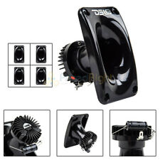"""4 DS18 PRO-DKN25 1"""" Super Drivers with Horn Compression Drivers Tweeters 8 Ohm"""