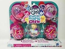 My Little Pony Cutie Mark Crew Series 3 You're Invited Tea Party 5 Pack Toys