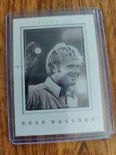 New listing UPPER DECK 2001 GOLF GALLERY CARD OF THE GOLDEN BEAR JACK NICKLAUS!!! GG1 SP!!!