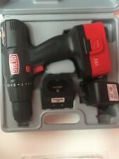 Solid Cordless Drill Kit