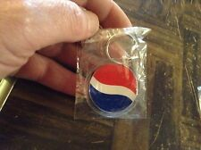 Pepsi logo keychain