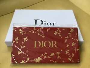 DIOR Red Lucky Money Envelopes Chinese Lunar New Year Limited VIP 2020 SET OF 8