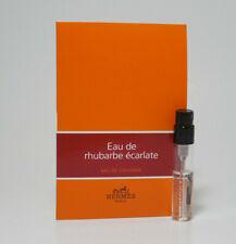 Hermes Eau de rhubarbe ecarlate eau de cologne 2 ml / 0.06 fl oz vial