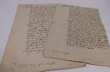 Kaufbrief 1494: von der Leyen verkauft Korngülte an Graf zu Nassau-Saarbrücken