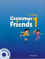 Oxford GRAMMAR FRIENDS 1: Student's Book with CD-ROM / Tim Ward @NEW@