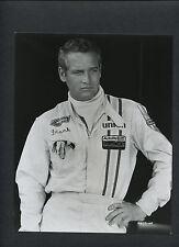 PAUL NEWMAN IN NASCAR RACING SUIT - 1969 WINNING