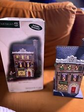 Department 56 Christmas In The City Series Kelly'S Irish Crafts 59216