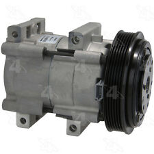 New Four Seasons (or Equivalent) A/C Aftermarket Compressor and clutch 58128