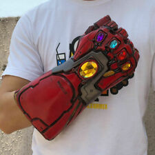 Thanos Infinity Gauntlet iron Man  Gloves Cosplay Marvel Avengers Infinity War