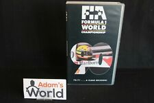 """Duke VHS Video """"FIA Formula 1 World Championship 1990"""" (MM1)"""
