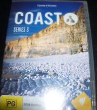 Coast Series / Season 3 SBS DVD (Australia All Region) DVD – New