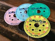 Tenkara Line Card Spool (for Tenkara Level Line) 8 Pack