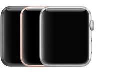 Reloj de Apple serie 3 (Gps + Celular) Gris Aluminio/Oro/Plata A1889-A1891