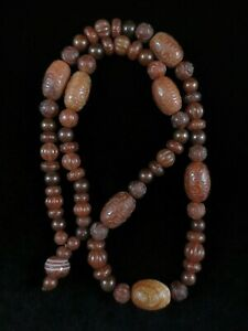 Antique Prayer Beads - Nagaland