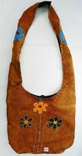 T388 FASHION TRENDY SHOULDER STRAP COTTON BAG  MADE IN NEPAL
