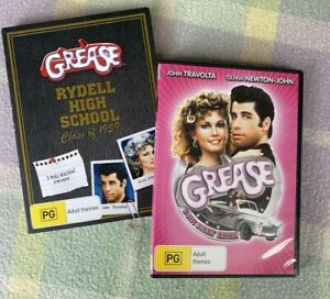 Grease 2-Disc Rockin Edition (DVD 1978) - Free Post
