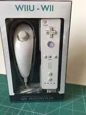 Mando Wii Motion Plus Compatible Wii y Wii U VER FOTO