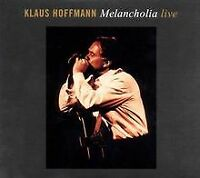 Melancholia-Live von Hoffmann,Klaus | CD | Zustand gut