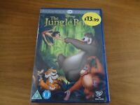 The Jungle Book (Disney) DVD (2013) not diamond edtion cert U,free postage uk