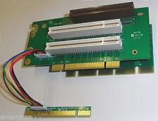 2x 32Bit & 1x AGP 2U Riser Card. RPC314