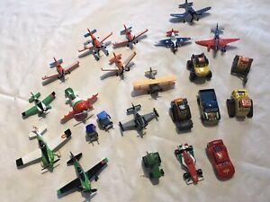 Disney Pixar Planes and Cars Diecast Models