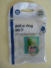 Mobile Phone Holder Ring Holder Cactus Design