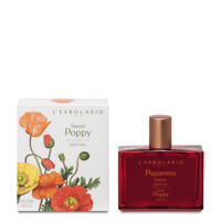 L'erbolario Sweet Poppy Perfume Rich Floral&Romantic&Mysteriouse Scent 50ml