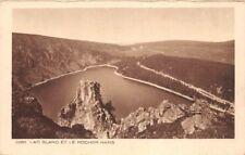 Lac Blanc et le Rocher Hans