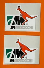 DUCATI PANTAH TT2/750F1 FAIRING SIDES DECALS PAIR AS FITTED TO WORKS BIKES