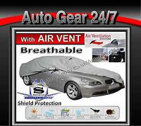 Mazda 929 MPV & CR 7 Breathable Waterproof  Air Vent Full Car Cover. Carmex4