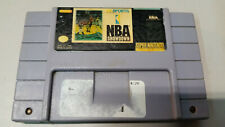 NBA Showdown Super Nintendo SNES Video Game Cart only