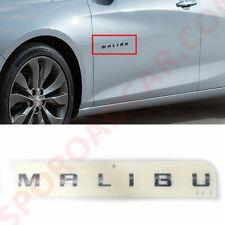OEM Parts Front Door [MALIBU] Emblem 1ea For GM Chevrolet Malibu 2016+