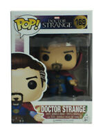 Funko Pop Doctor Strange Movie Vinyl Figure #169 Marvel Comics New In Box