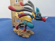 Pokemon 2014: Mega Lucario Figure (Pokemon Mega Lucario Collection)